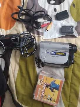 Handycam Sony DCR-DVD 610 E