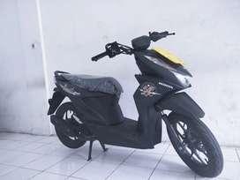 Honda beat street mulus banget