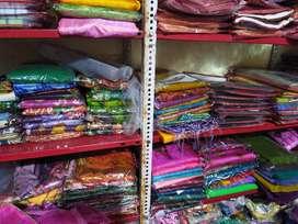 Clothing, kids ware, sarees.