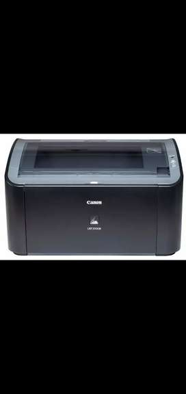 Cannon 2900b black and white laser printer
