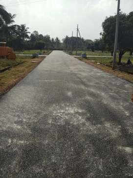 30.40 site sale brahmin layout near srirampura all areas available