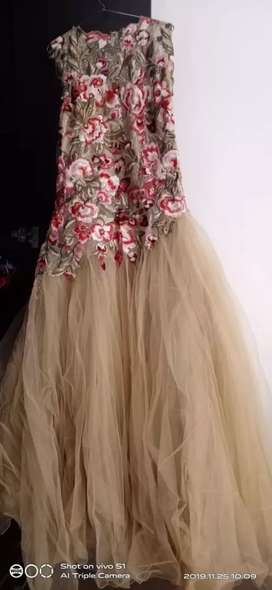 URGENT Sale -  Party Gown at Best Price at 7200
