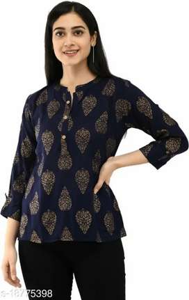Sora Trendy Kurtis (FREE CASH ON DELIVERY AVAILABLE)