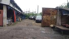 Gudang Tanah Lahan Pasar Kemis Sudah Dipagar Lokasi Strategis