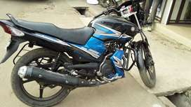 My bike is all good condition in