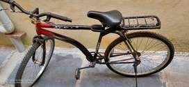 Xcello bicycle  with no brakes and with new tyres