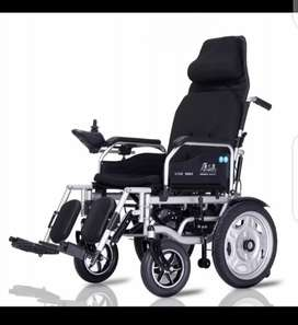 Electric Wheelchair 150kg Capacity- Motorized Brand New Box Pack