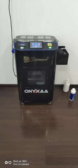 Mobile Water proofing machine