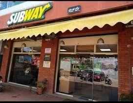 Subway Restaurant Sandwich Artist