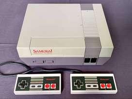 Nintendo NES samurai Gameboy game