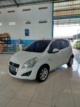 Suzuki Splash th 2013 matic mulus