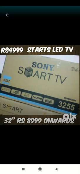 "Sony led tv 24""-55"" 5999 onwards factory outlet sales"