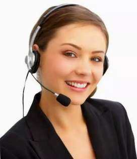 Urgently required female telecallers for both part time and full time