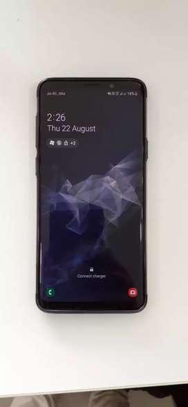 Samsung S9 Plus 128GB 6GB RAM @ 36 only