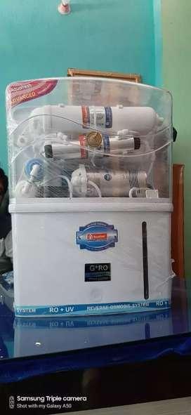 Aquafresh ro water purifer