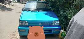 Mehran vxr first owner Lahore rigester
