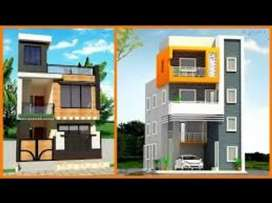 A beautiful 3bhk house for sale near flower enclave