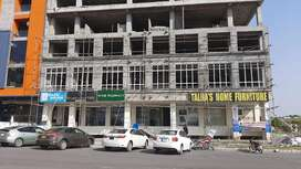 Gulberg Heights 1st floor shops availabale for sale