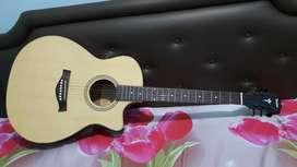 Gitar Akustik Elektrik Murah Jual BU Merk Taylor Mulus Banyak Bonus
