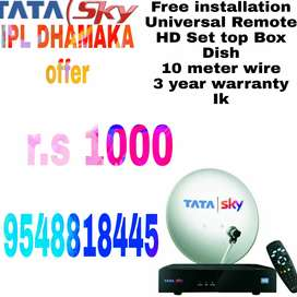 TATA Sky rest of india