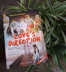 Novel One Direction