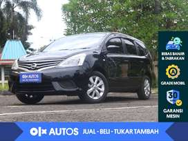[OLXAutos] Nissan Grand Livina 1.5 SV Facelift A/T 2015 Hitam