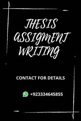 Assignment Thesis HND Proposal FYP Dissertation Writing Help Services