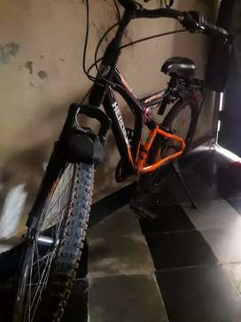 Used bycycle