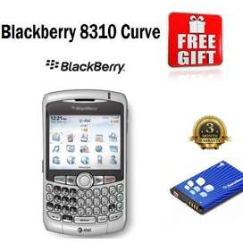 Blackberry 8320 Curve Qwerty Keypad + FREE GIFTS