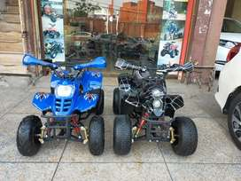 Powerful Engine  70cc ATV Quad Four Wheels Deliver In All Pakistan