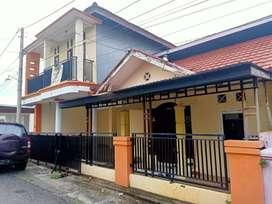 DIJUAL CEPAT  Rumah Mewah 2 lantai full bangunan di Perumahan Kapuas I