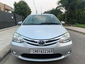 Toyota Etios Liva 1.4 GXD, 2014, Diesel