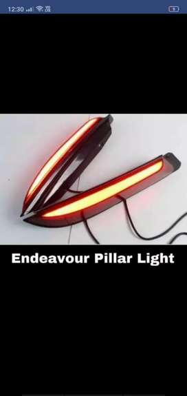 Endeavour pillar light