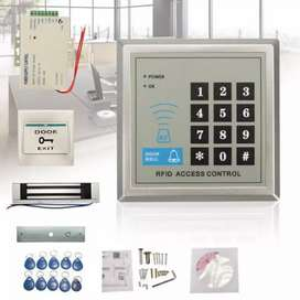 Rfid Cards & Access Control Door locks Security System