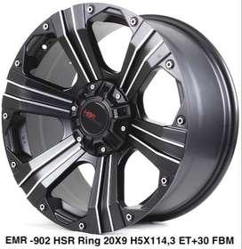 spesial YAWOSI EMR 902 HSR R20X9 H5X114,3 ET30 FBM