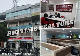 CHANDIGARH 800 to 3500sqft. fully furnished office space on LEASE/RENT
