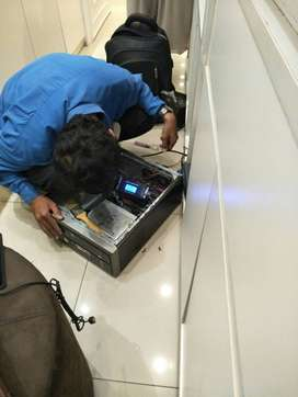 Jasa Service Komputer PC Laptop Instal Ulang Bisa Servis Panggilan
