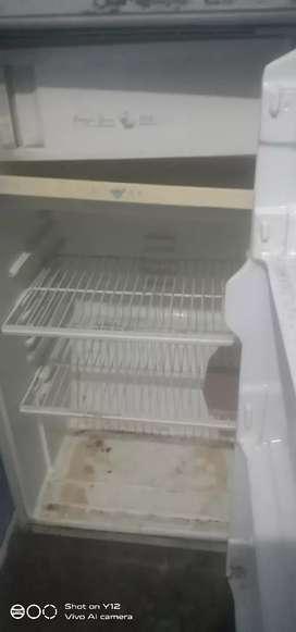 LG fridge with freezer
