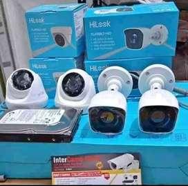 Kamera 2 Mp Lengkap pasang di Karawang