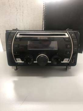 Music Stereo Double din in showroom condition