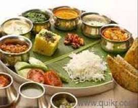 Urgent Required, South Indian Cook,, Waiter, Indian Helper, Fast Food,