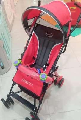 Stroller pliko ready 465rb BARU ada pilihan warna