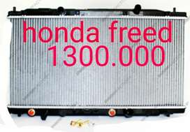 Radiator mesin honda freed at mt