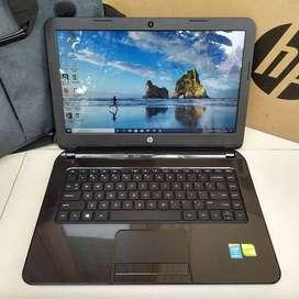 Laptop HP 14-r017TX Fullset muluss. i3 haswell, Nvidia 820M