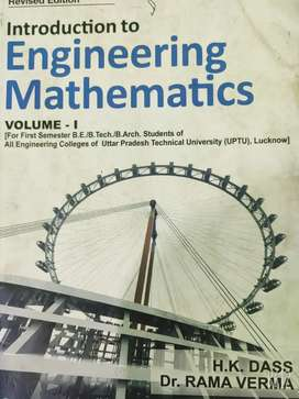 Engineering Mathematics Vol 1 & 3rd