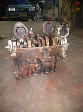 Charade 86 engine block