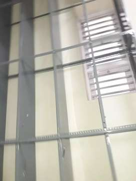 slotted New iron racks manufacture in city