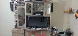 Tv soket and dressing tebal