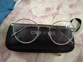 Coolwinks frame silver round