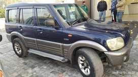 Mahindra Scorpio S10, 2005, Diesel
